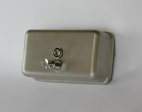 Comisa importadora limitada for Jabonera acero inoxidable